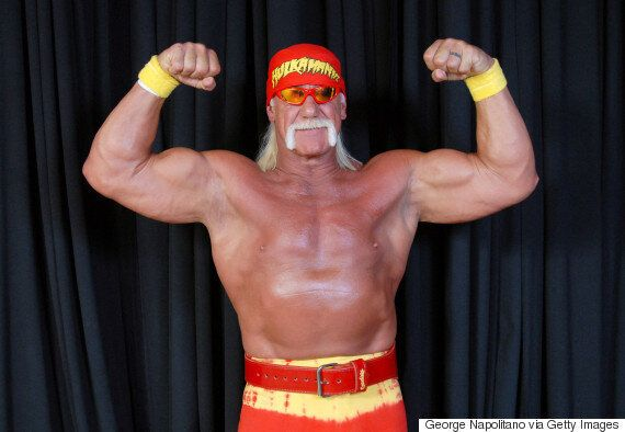 Hulk Hogan Pranked Into Heartwarming Retweet About Paedophile Josef