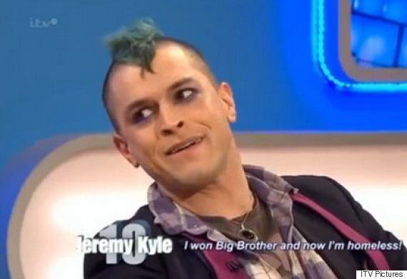 'Big Brother' Winner Pete Bennett Reveals Drugs Battle And Homelessness Struggle On 'The Jeremy Kyle