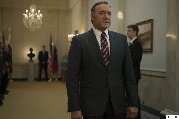 'House Of Cards' Season 4 Is Happening! Kevin Spacey And Robin Wright To Return In