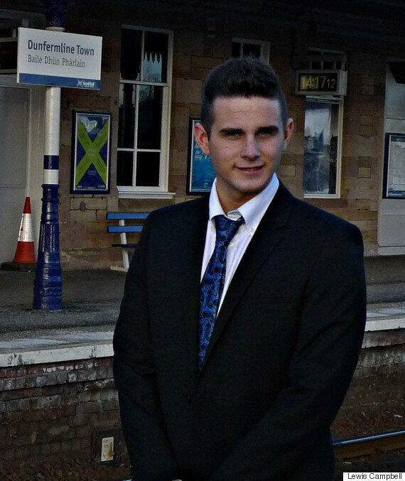 General Election 2015: Meet Lewis Campbell, The 19-Year-Old Hoping To Run For