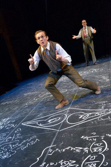 Theatre Review: Oppenheimer, Vaudeville