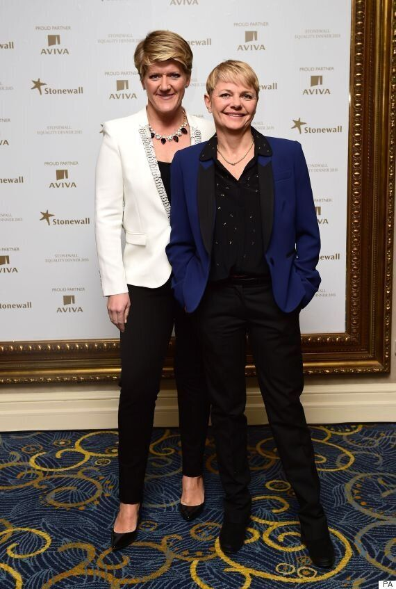 Clare Balding Marries Alice Arnold, Nine Years After Civil Partnership Ceremony At Same