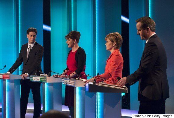 General Election Seven-Way Debate Had Little Impact On Voting Intentions, Poll