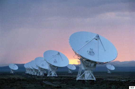 Alien Life Could Be The Cause Of Mysterious Radio Bursts From
