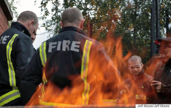 Pyromaniac Dog Starts House Fire In Peckham, South