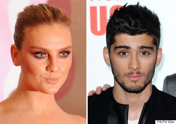 Zayn Malik Denies Being Banned From Following Little Mix Fiancée Perrie Edwards On