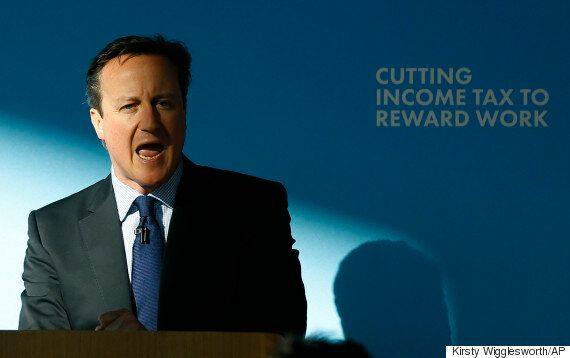 David Cameron Asks Ukip Voters To 'Come Home' To The