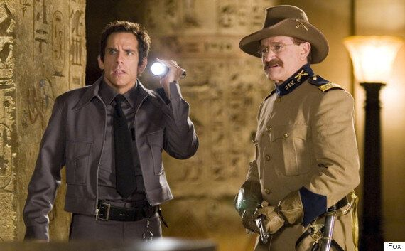 Ricky Gervais Interview: 'Night At The Museum: Secret Of The Tomb', Corpsing With Ben Stiller And The...