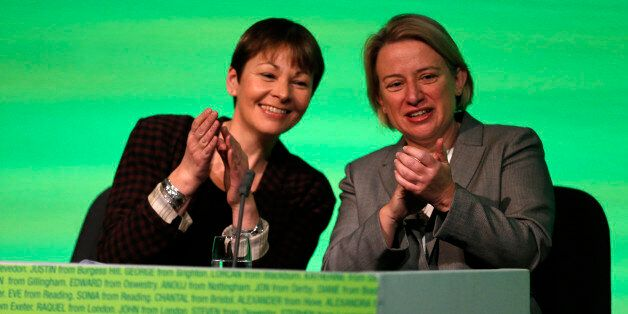 One of these Green politicians was on Today this morning, the other was