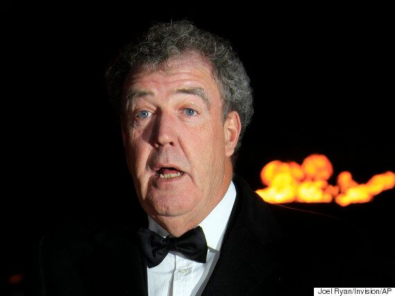 Jeremy Clarkson Will Face 'No Further Action' Over Fracas With 'Top Gear' Producer Oisin Tymon, Police