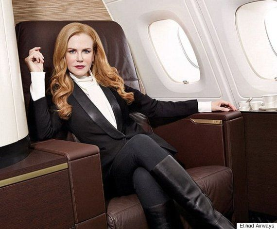 Nicole Kidman Draws Fire Over Her Role With Etihad Airways 'At Odds With Her UN Women Goodwill