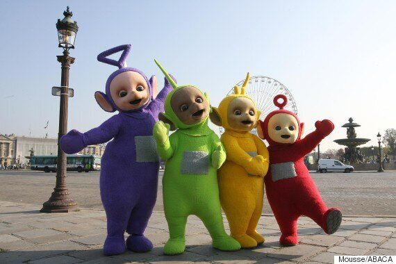 'Teletubbies' Reboot To Feature Fearne Cotton And 'Absolutely Fabulous' Star Jane