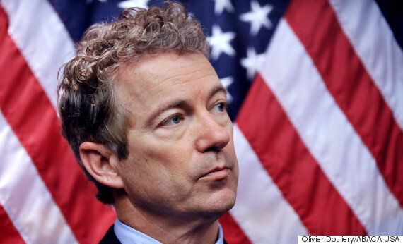 Libertarian Rand Paul Announces Bid To Become President Of The United
