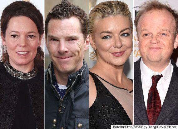TV BAFTAS 2015: Sunday Awards Find Benedict Cumberbatch, Olivia Colman, Sheridan Smith And Sarah Lancashire...