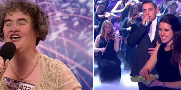 Britain's Got Talent most memorable