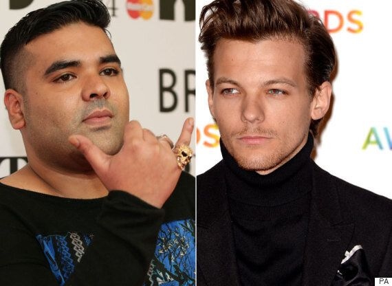 Zayn Malik's Friend Naughty Boy Speaks Out Over Feud With One Direction's Louis Tomlinson: 'He's Being...