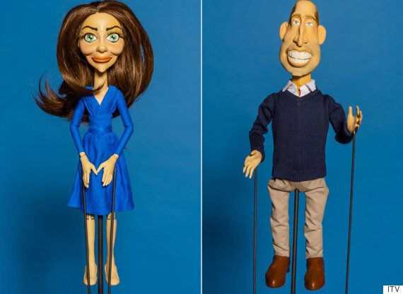 William And Kate Get The 'Newzoids' Treatment: Duke And Duchess Of Cambridge To Feature In ITV's New...