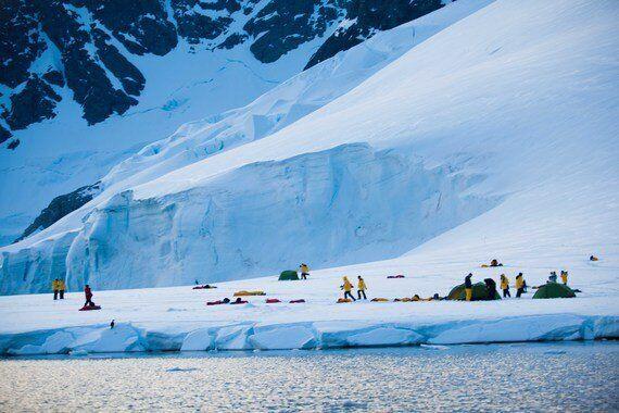 A Voyage of Endurance: Destination Antarctica-Blog