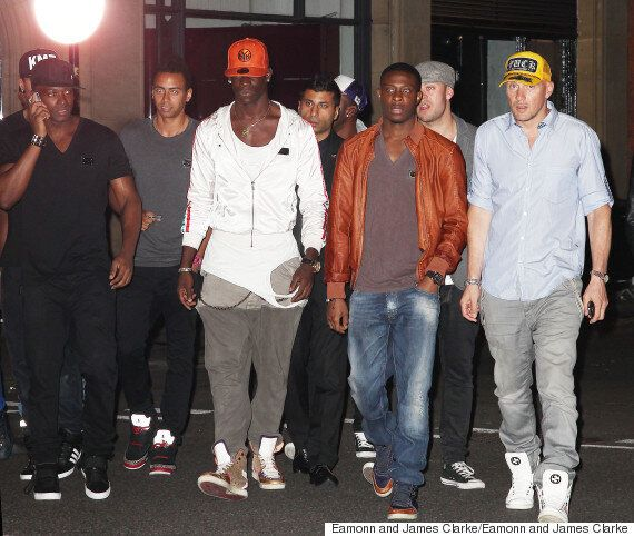 Mario Balotelli Misses Liverpool Match Due To Injury But Goes Clubbing
