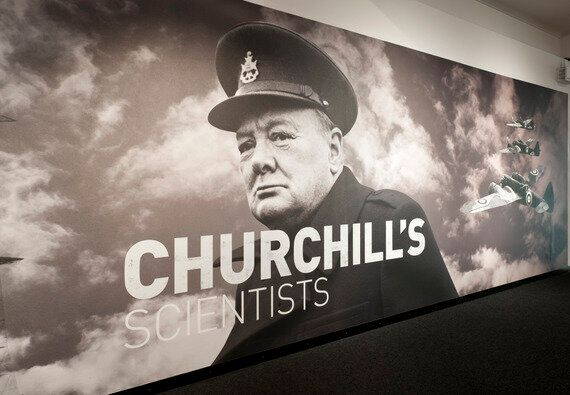 Exhibition Review: Churchill's Scientists, Science