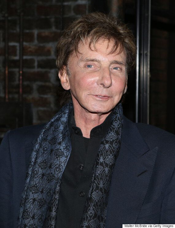 Barry Manilow 'Marries His Manager Garry Kief In Secret