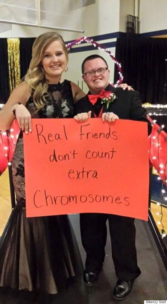 Down's Syndrome Prejudice Challenged By Amazing High School Prom