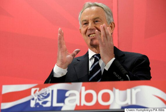 Tony Blair Insists He's Not 'Super-Rich' Despite Earning Millions Every