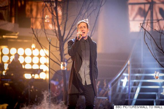 'The Voice' Star Stevie McCrorie On Track For UK Singles Chart Number One With 'Lost