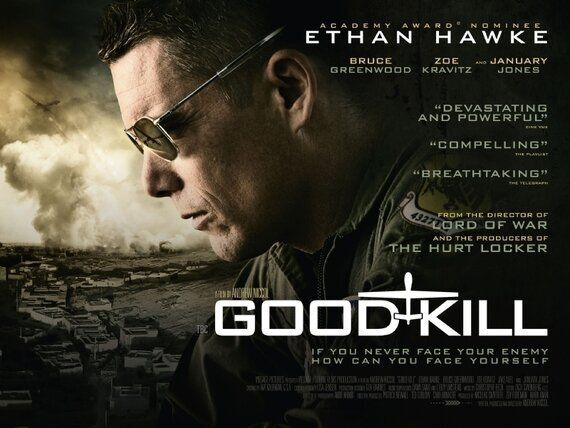 Film Reviews - John Wick - Good Kill- Force Majeure -