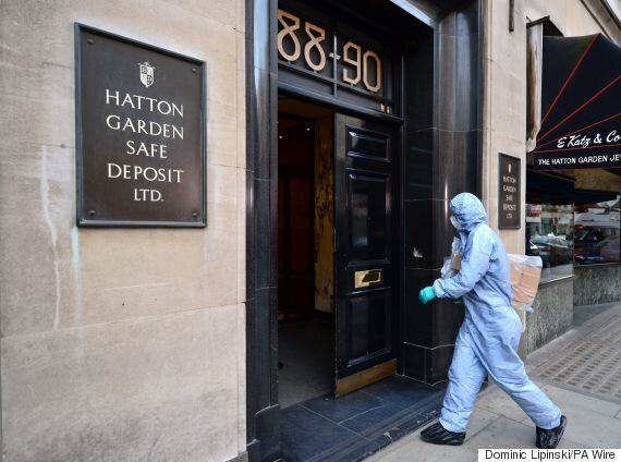 Hatton Garden Heist Investigation Reveals Power Tools As Links Drawn With Holborn