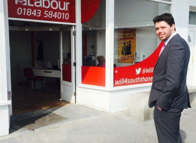 Fighting Nigel Farage In South Thanet With Labour: 'We Aren't All Ukip Supporting Toothless