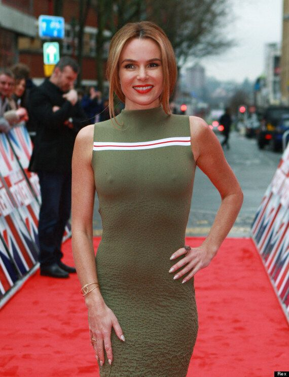 Amanda Holden Wants To Insure Her Nipples For £1million Each: 'They're My Best