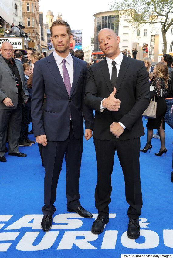 Vin Diesel Sings Tribute Song For 'Fast And Furious 7' Co-Star Paul Walker
