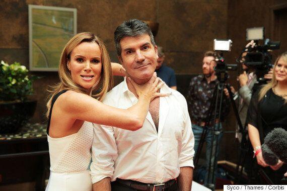 Simon Cowell Tells Amanda Holden She's Being Replaced On 'Britain's Got Talent' By Cheryl Fernandez-Versini...