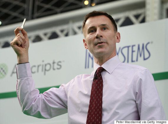 Jeremy Hunt's Woolly Answers Over The Tory £8bn NHS Promise Aren't Going Down Very