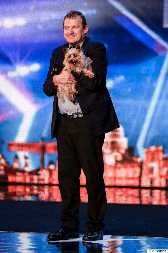 'Britain's Got Talent': Simon Cowell's Golden Buzzer Sends Calum Scott Through To The Live Shows AND...