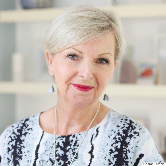 Meet Tricia Cusden, The 67-Year-Old Beauty Vlogger Making Pro-Age Make-Up