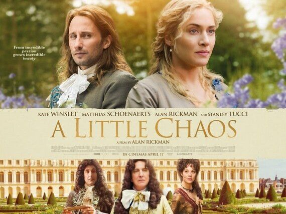 Film Reviews: A Little Chaos - The Salvation - Home From Home: Chronicle of a Vision - Child