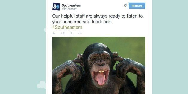 This Southeastern Railway Parody Twitter Account Is Run By Angry Commuters, And It's