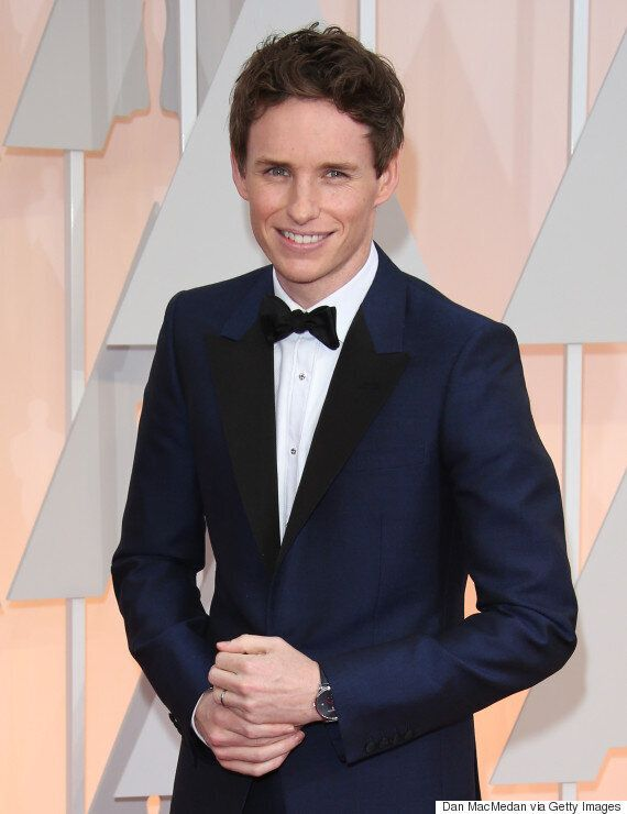 Eddie Redmayne For 'Harry Potter' Film Role? 'Theory Of Everything' Star Tipped For 'Fantastic Beasts'