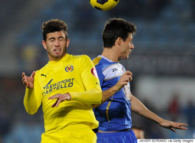 Villareal's Mateo Musacchio Snaps Leg In Brutal Video From La Liga Match At