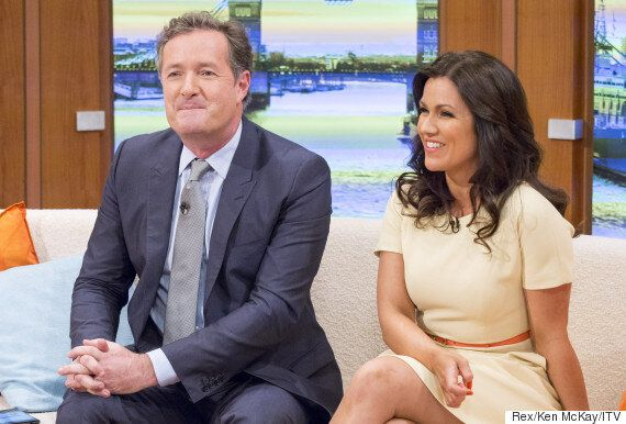 Piers Morgan Co-Hosts 'Good Morning Britain' With Susanna Reid, Divides Opinion With Debut