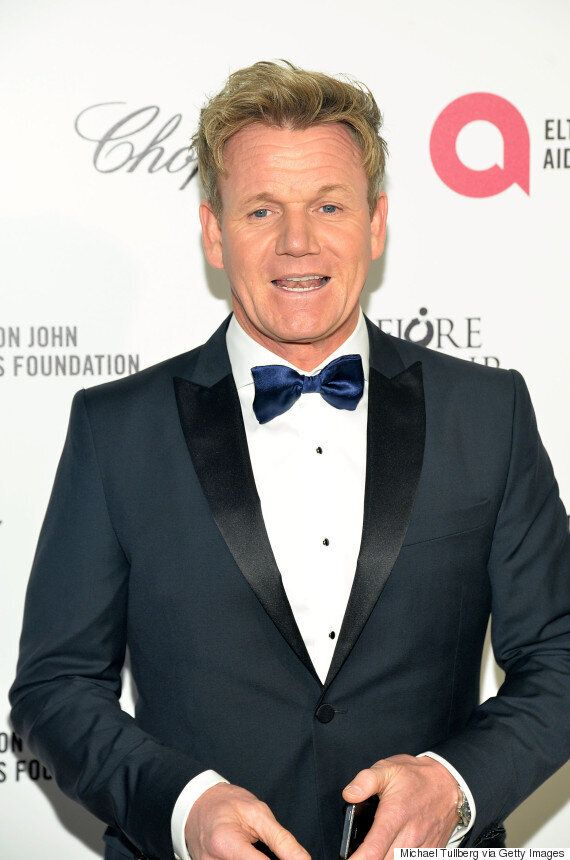 Gordon Ramsay Insists He NEVER Swears At