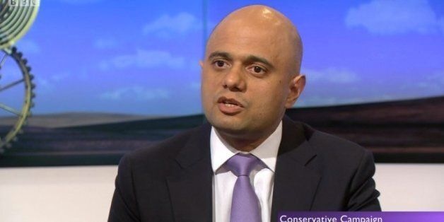 Sajid Javid Mocked On BBC Daily Politics: 'Where Is This Magic Money Tree? Where Are You Hiding