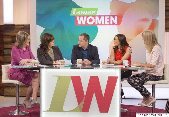 'Loose Women': Kym Marsh Reveals That She's NEVER Voted In A General