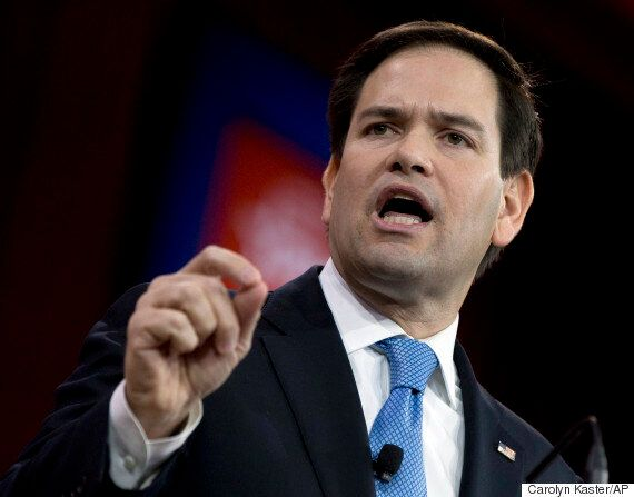 Marco Rubio Is The Latest 'Anti-Gay' Republican To Announce A 2016 Bid For The White
