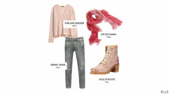 How To Re-Purpose Your Winter Clothes For Spring Fashion (And Save Some Bucks In The