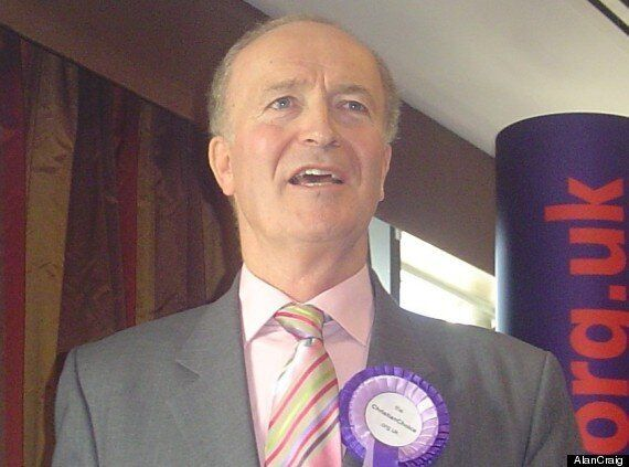 Ukip's Alan Craig, Former Christian Peoples Alliance Leader, Dropped From 'Gay Cure'