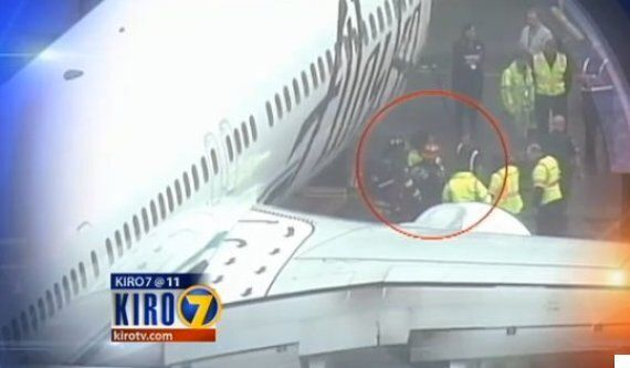 Alaska Airlines Plane Makes Emergency Landing After Screams Heard From Cargo