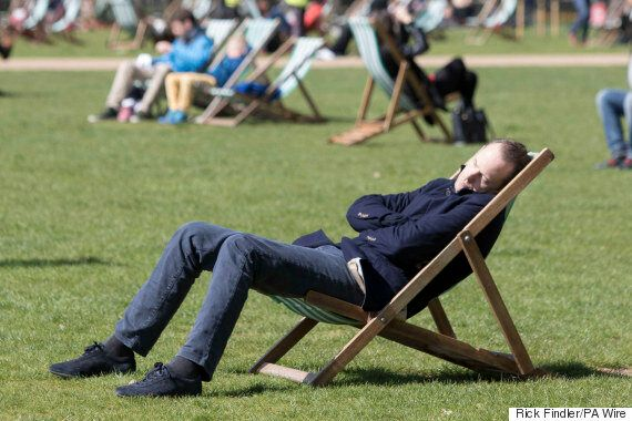 UK Weather Forecast Promises Hottest Day Of The Year Making Britain Warmer Than Italy And